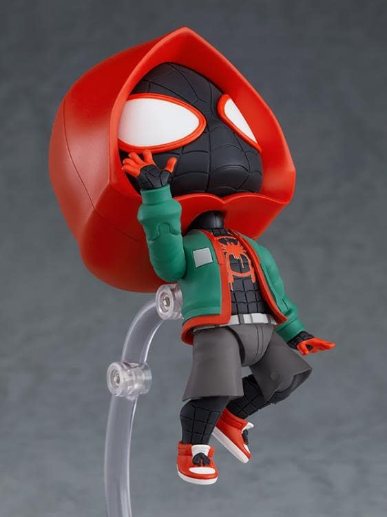 Miles Morales Has Two New Nendoroid Figures Up For Order