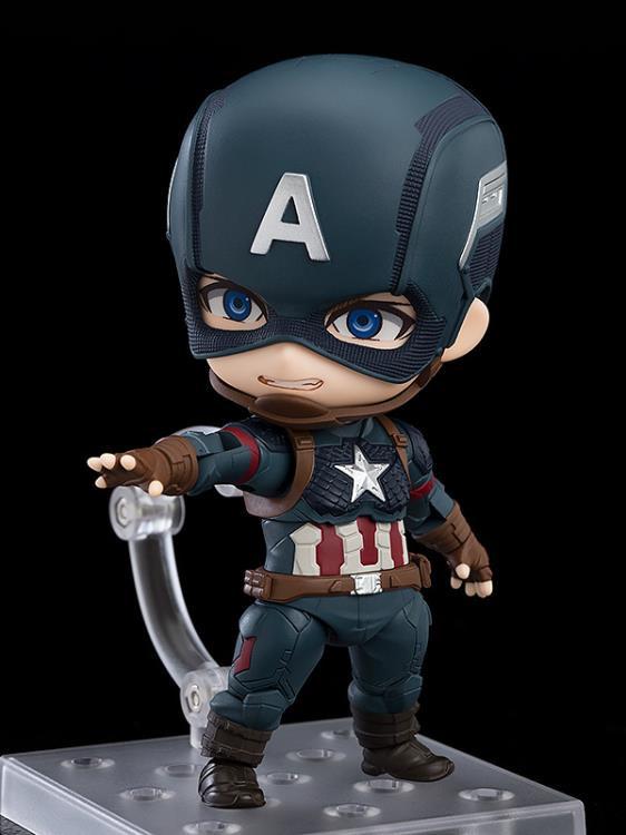 Captain America is Getting an Avengers: Endgame Nendoroid