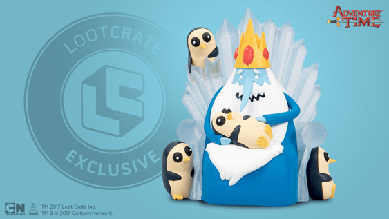 What's In The Kingdom Loot Crate for August?