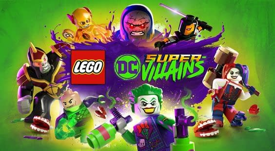 LEGO DC Super-Villains Gets an Early Launch Trailer
