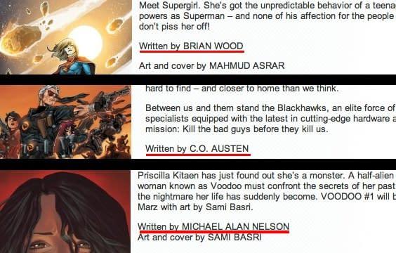 Saturday Runaround – DC Comics Suffers Wardrobe Malfunction