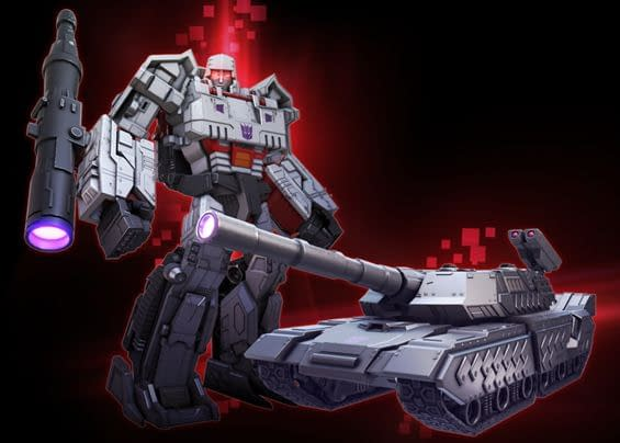Megatron has Joined Transformers: Forged to Fight This Week