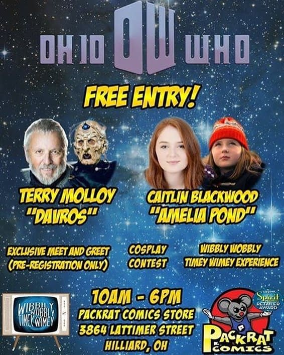 Hey, Timelord Expo, Tom Baker Is In The Rudest Of Health…