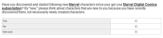 "Marvel Asks Its Customers ""Are You A Pirate?"""