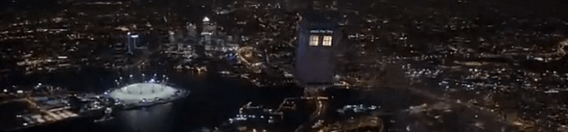 The First Thirty-Five Seconds of Doctor Who Series 5