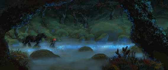 Concept Art And Casting Switcheroo For Pixar's Brave – HI-RES UPDATE