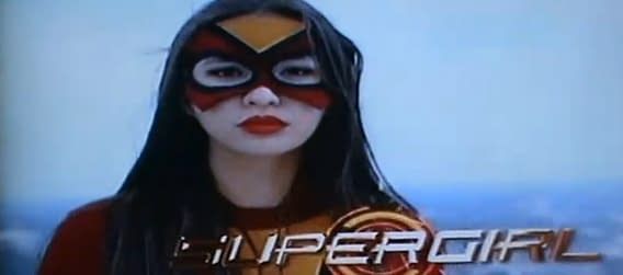 More Indonesian Ripoff Supergirl, Video And Screencaps