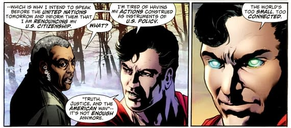 Will Bendis Have Superman Betray the Earth in May's Superman #11?
