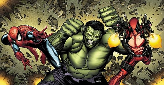 Numbercrunching Marvel Solicitations For April 2011