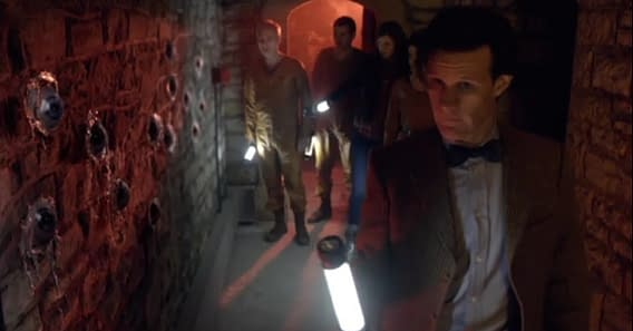 Ten Thoughts About Doctor Who: The Almost People