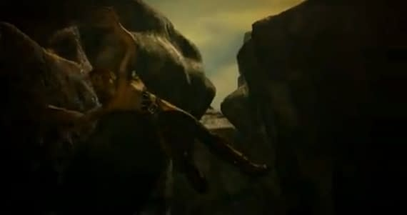 Footage: CGI Thundercats