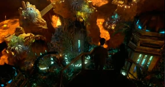Ten Thoughts About Doctor Who: The Hungry Earth