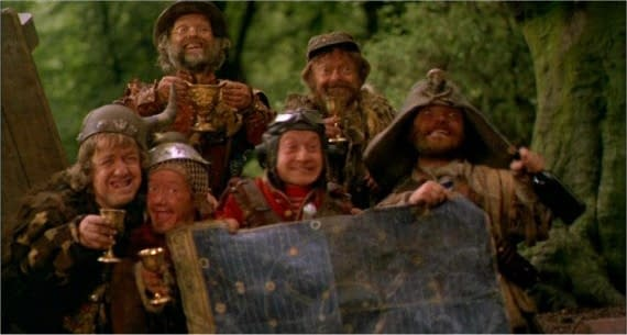 Terry Gilliam's Time Bandits To Be Rereleased In 3D