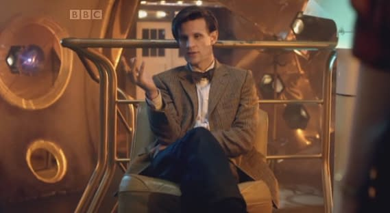 Ten Thoughts About Doctor Who: The Impossible Astronaut