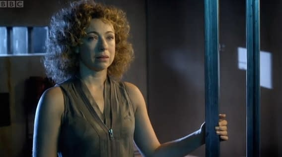 Ten Thoughts About Doctor Who: Day Of The Moon