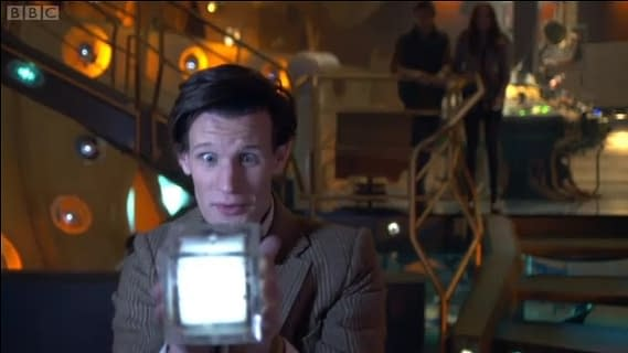 Ten Thoughts About Doctor Who: The Curse Of The Black Spot