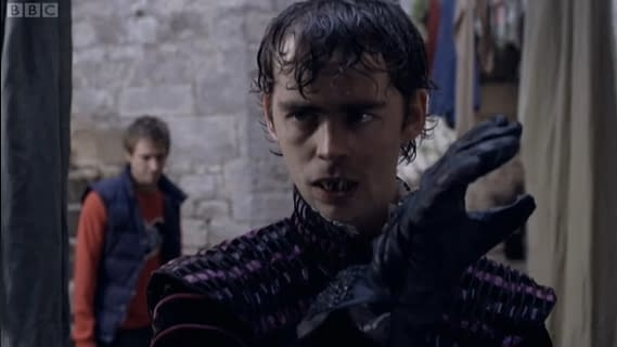 Ten Thoughts About Doctor Who: Vampires In Venice (UPDATE)