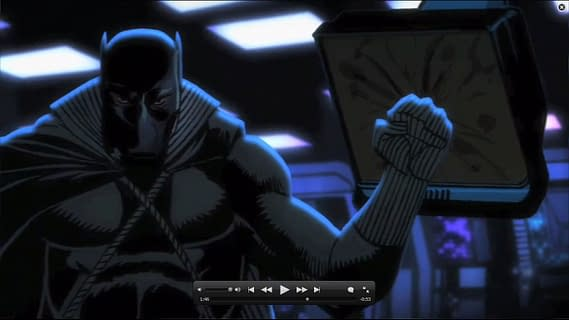 Preview: Black Panther Animated Series