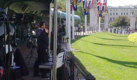 ITV's This Morning Goes Royal Wedding Comic Mad