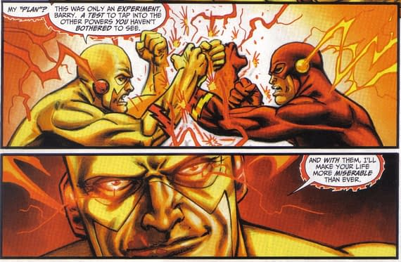 Wednesday Comics Review: Journey Into Mystery 623 And Flash 12