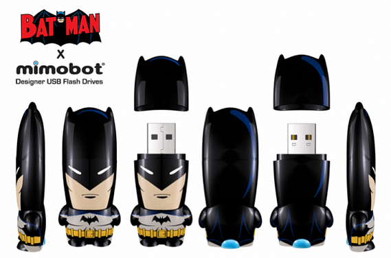 Quick, Robin! To The Batman USB Flash Drive!