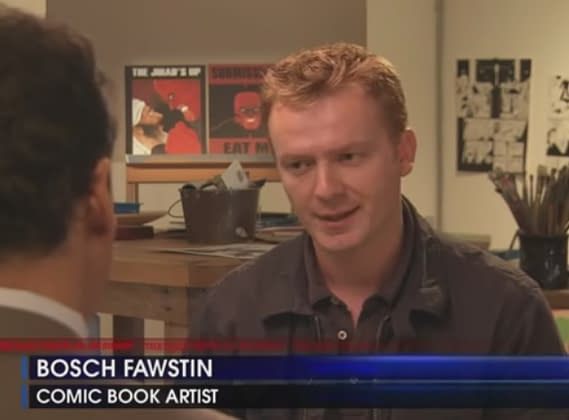 Bosch Fawstin And Pigman Hit The Daily Show (Video And Transcript)