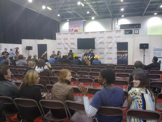 Daleks, Divas And Dickheads – Bleeding Cool At MCM London Expo