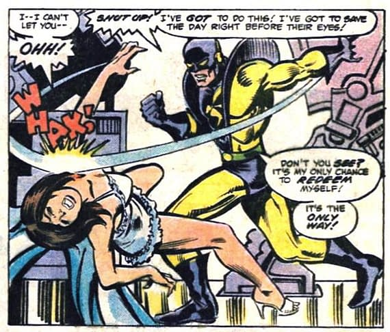 Jim Shooter Never Intended Ant Man To Be A Wasp Beater (UPDATE)