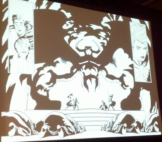 Top Cow Panel At The Emerald City Comic Con