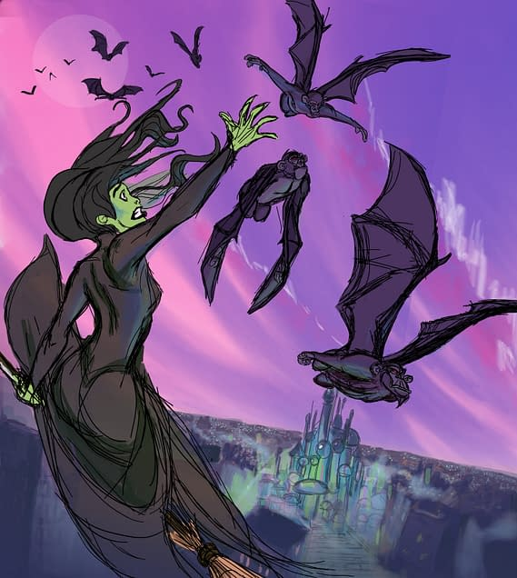 Will Disney Go Wicked After Tangled?