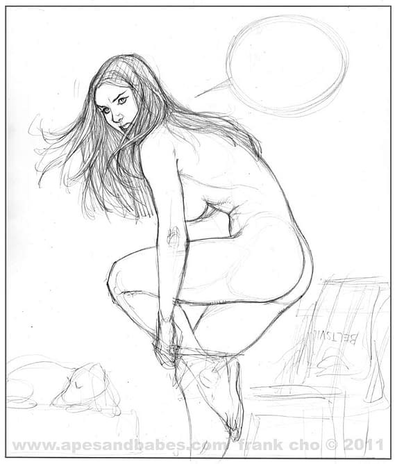 Frank Cho Gets Liberty Meadows Back To Do With As He Pleases