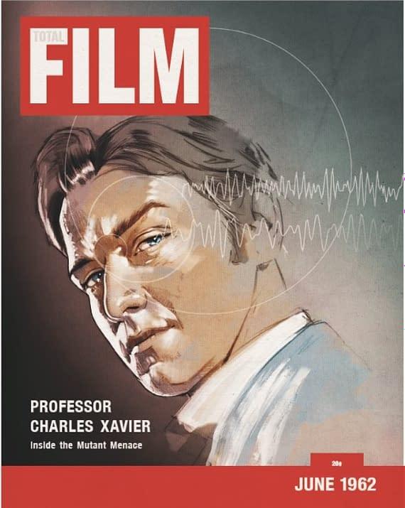 Total Film Gives Us Three Sixties Retro X-Men Magazine Covers