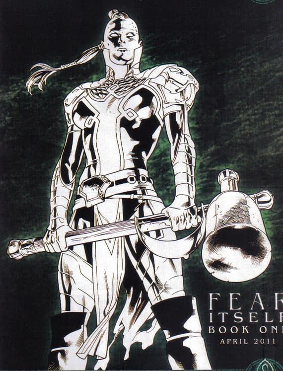 A New Look For Sin In Fear Itself