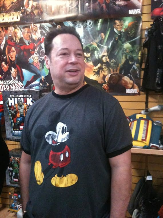 Video and Photos From The Marvel Fear Itself Announcement