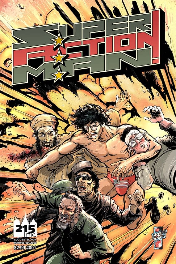 Preview: Super Action Man