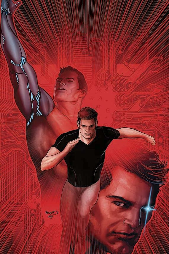 Kevin Smith's The Bionic Man Comic Now Officially From Dynamite