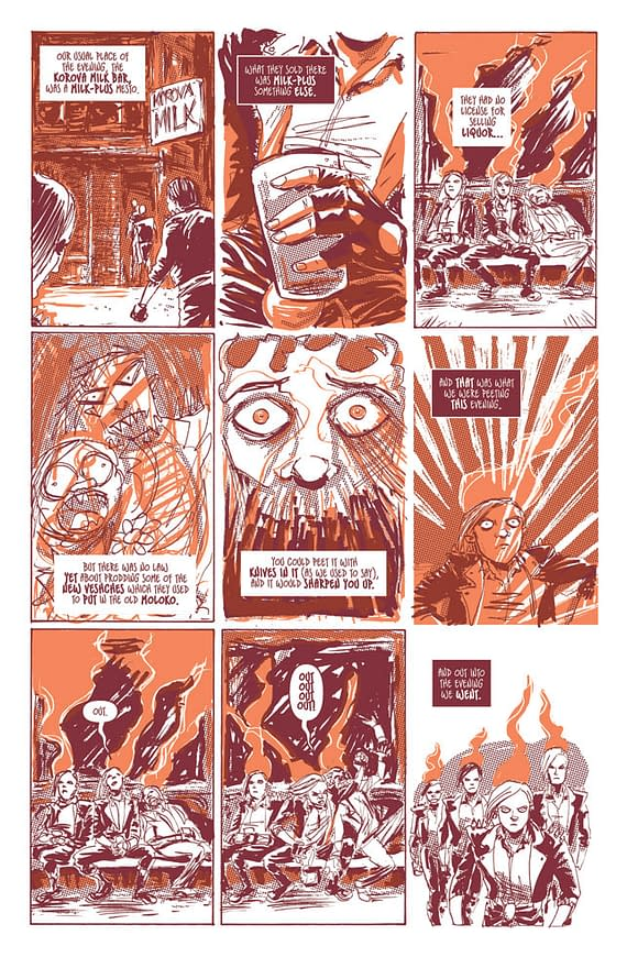 A Clockwork Orange: The Comic Book