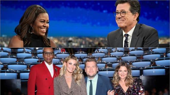 Stephen Colbert, 'World's Best' Net Post-SuperBowl Spots; James Corden, Magum P.I. Post-AFC Championship