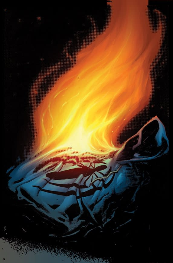 Scarlet Spider #1 Preview – And A Look Back At The Clone Saga