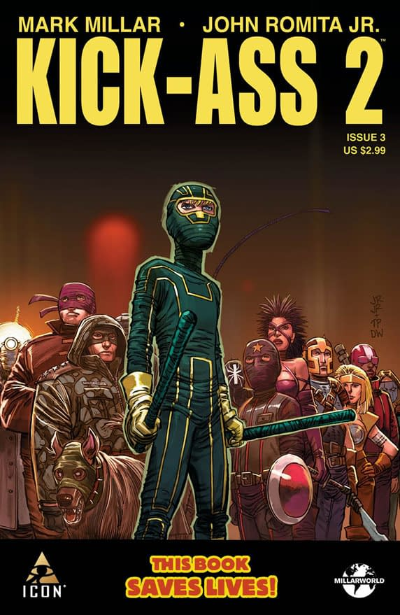 Kick Ass 2 #3 – Previews And Schedules