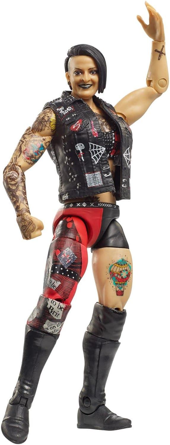 WWE NXT Ruby Riott Figure 1