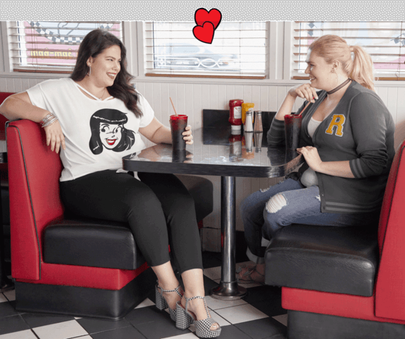 Torrid Launches New Betty and Veronica Line for Fashionistas Everywhere