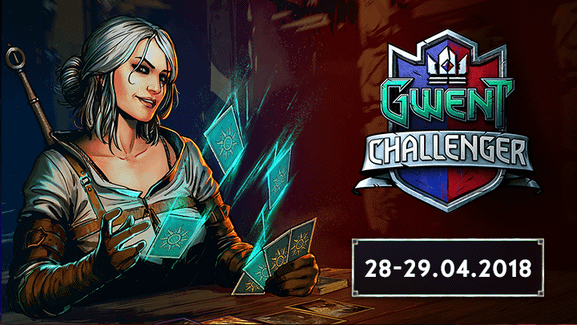 CD Project Red Announces Gwent Challenger April Dates