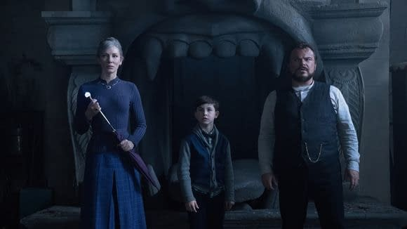 Watch: First Trailer for Eli Roth's 'The House with a Clock in Its Walls'