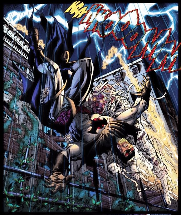 Fear Itself #4 Vs Flashpoint #3 – Wednesday Comics Review