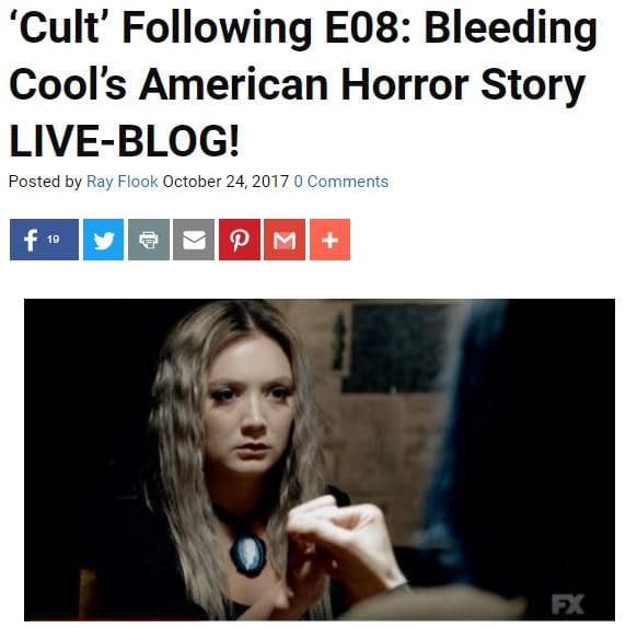American Horror Story: Cult E08 Recap: 'Total Honesty. Absolute Truth.'