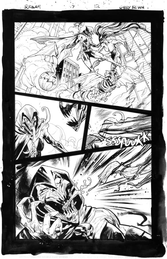 Scream: Curse Of Carnage Cancelled, These Pages Will Not See Print.