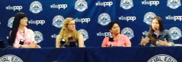 Discussing Transgender Themes At Special Edition: NYC With Marjorie Liu, Kristen Enos, And Marguerite Bennett