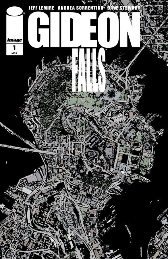 Lemire and Sorrentino's Gideon Falls #1 Gets Badly Needed Second Printing