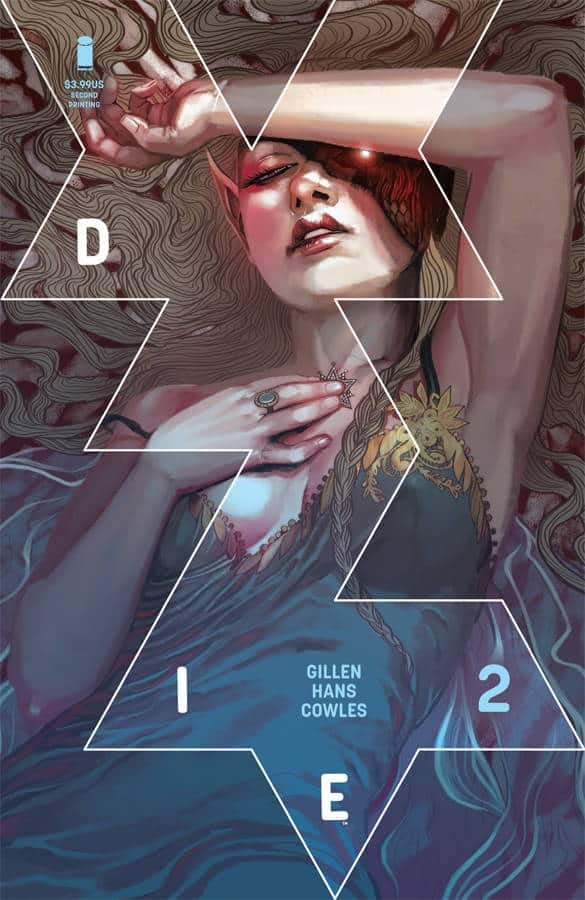 Second Printings for Die #2 and Middlewest #2 from Image Comics (UPDATE)